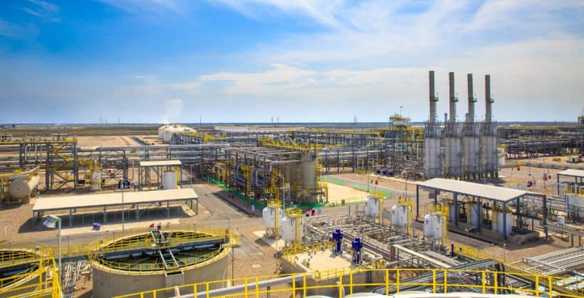 Cannon Artes Produced Water Treatment for Iraq's West Qurna 2